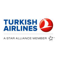 Turkish Airlines THY  logo