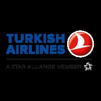 Turkish Airlines THY  logo