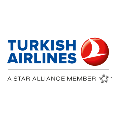Turkish Airlines THY  logo vector logo