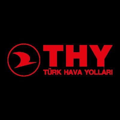 Turkish Airlines (THY) logo vector logo