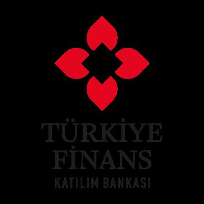 Turkiye Finans logo vector logo