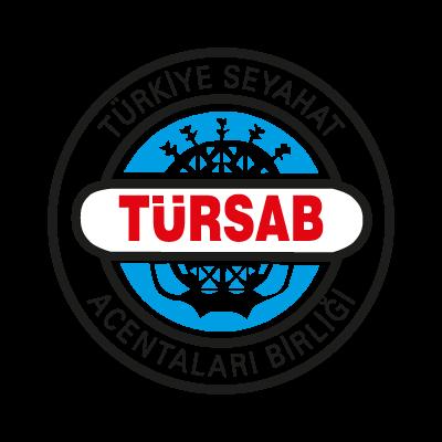 Tursab  logo vector logo