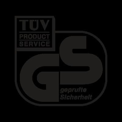 TUV-GS logo vector logo