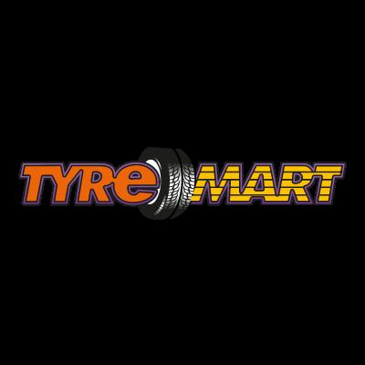 TyreMart logo vector logo