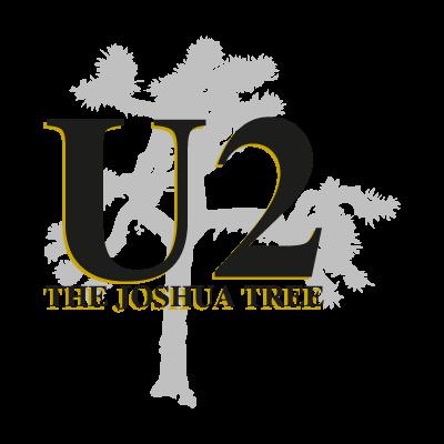 U2 – The Joshua Tree logo vector logo