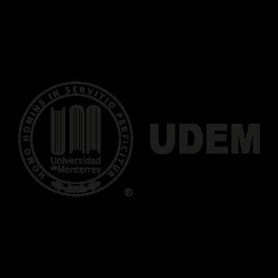 UDEM logo vector logo