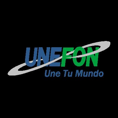 Unefon logo vector logo