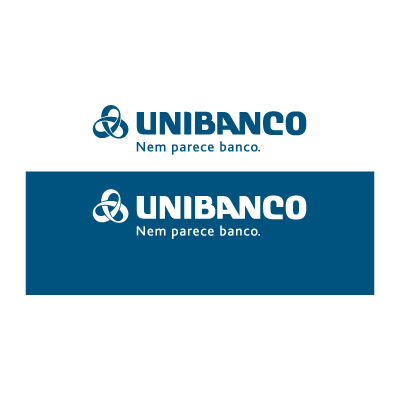 Unibanco logo vector logo