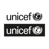 Unicef Black logo