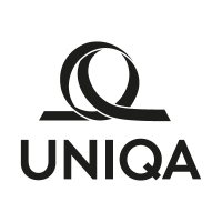 Uniqa Black logo