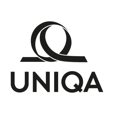 Uniqa Black logo vector logo