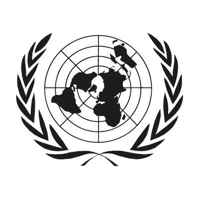 United Nations  logo vector logo