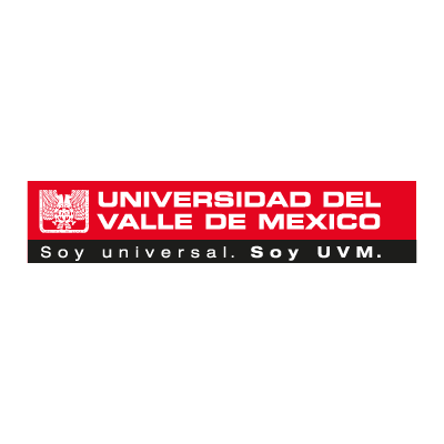 Universidad del Valle de Mexico logo vector logo