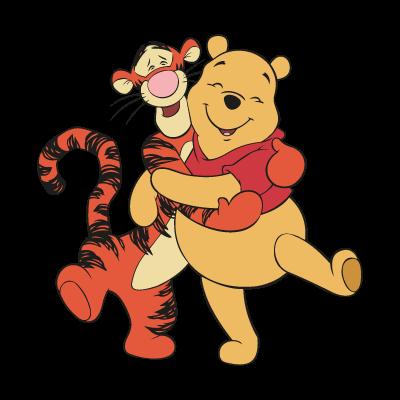 Ursinho Poof vector logo