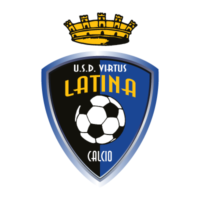 U.S. Latina Calcio logo vector logo