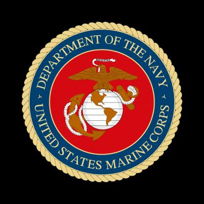 US Marine Corp logo vector logo