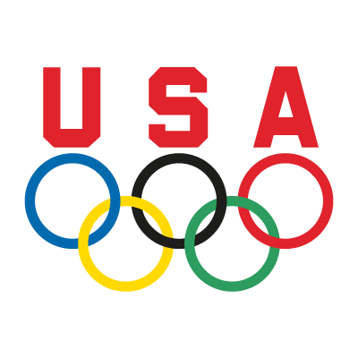 USA Olympic Team logo vector logo