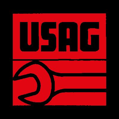 USAG logo vector logo