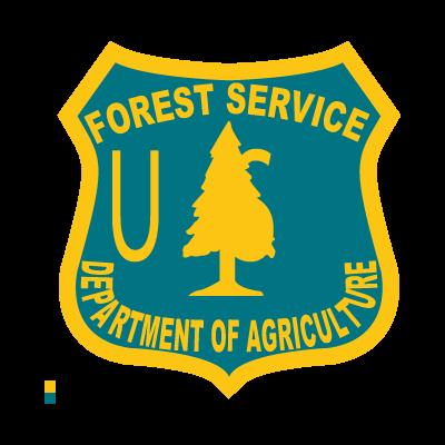 USDA Forest Service logo vector logo
