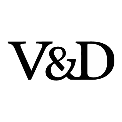 V&D New logo vector logo