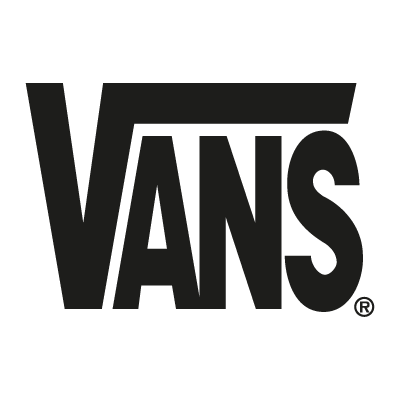 Vans old logo vector logo