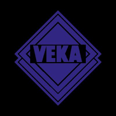 Veka logo vector logo
