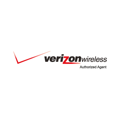 Verizon wireless logo vector logo