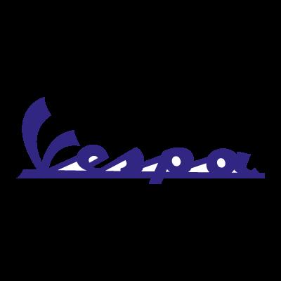 Vespa Moto logo vector logo