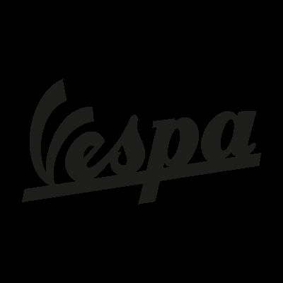 Vespa Motorcycle logo vector logo