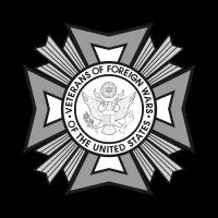 VFW Black logo