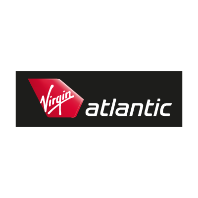 Virgin Atlantic logo vector logo