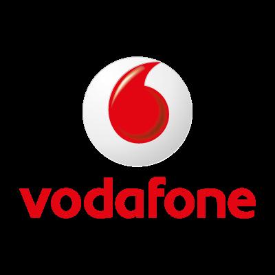 Vodafone 2006 logo vector logo