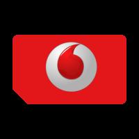 Vodafone brandnew 3D logo