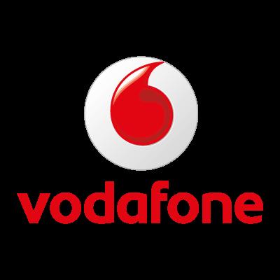Vodafone logo vector logo