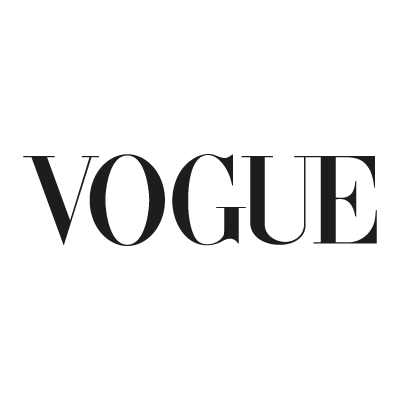 Vogue logo vector logo