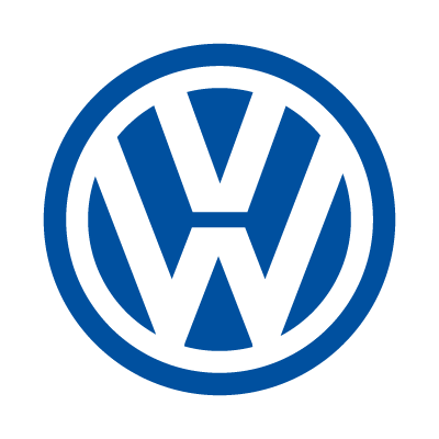 Volkswagen Auto logo vector logo