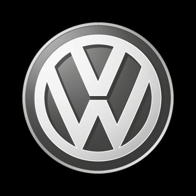Volkswagen Grey logo vector logo