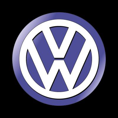Volkswagen (VW) logo vector logo