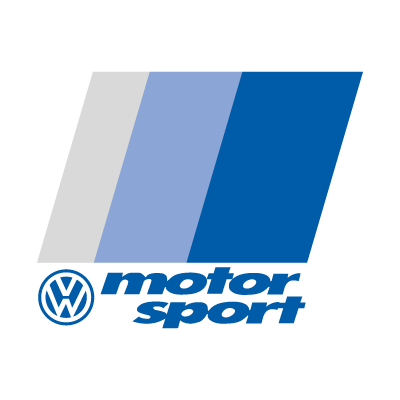 VW Motorsport logo vector logo