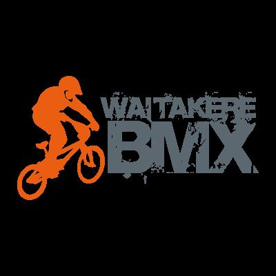 Waitakere BMX logo vector logo