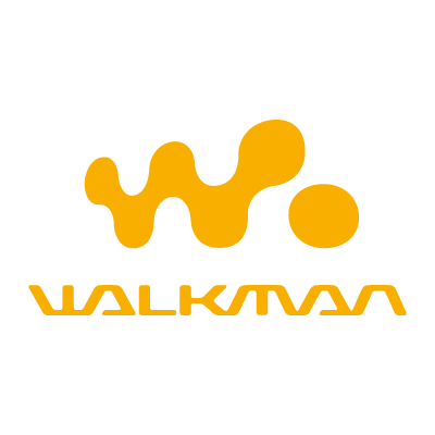 Walkman Sony logo vector logo