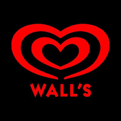 Wall's logo vector logo