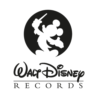 Walt Disney Records logo vector logo