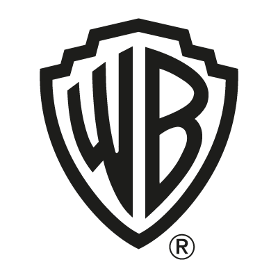 Warner Bros Black logo vector logo