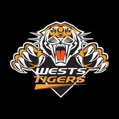 Wests Tigers logo vector logo