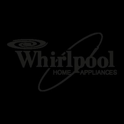 Whirlpool Black logo vector logo