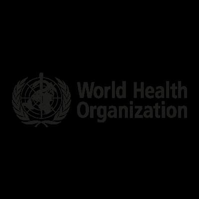 WHO New logo vector logo