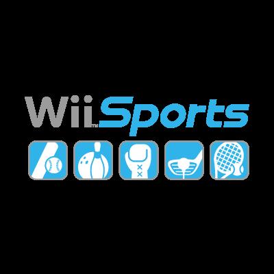 Wii Sports logo vector logo