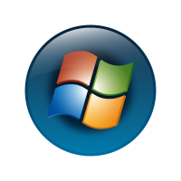 Windows vista (OS) logo