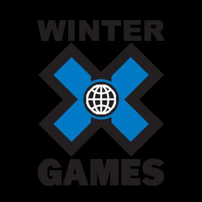 Winter X Games logo vector logo